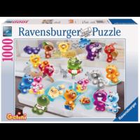 thumb-Gelini  - Badpret - Exclusiviteit - puzzel 1000 stukjes-2