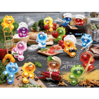 thumb-Gelini - Cooking with passion  - puzzle of 2000 pieces - Exclusive offer-1