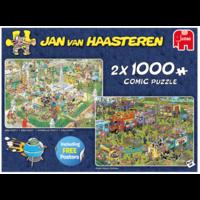 thumb-Food Festival - JvH - 2 puzzels van 1000 stukjes-4