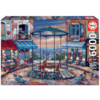 Educa Evening Prelude - jigsaw puzzle of 6000 pieces