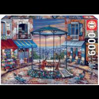 thumb-Avond prelude - puzzel van 6000 stukjes-1