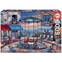 thumb-Evening Prelude - jigsaw puzzle of 6000 pieces-1