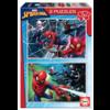 Educa Spiderman  - 2 puzzles of 100 pieces