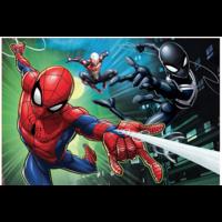 thumb-Spiderman  - 2 puzzels van 100 stukjes-3