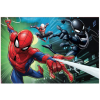 thumb-Spiderman  - 2 puzzles of 100 pieces-3