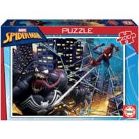 thumb-Spiderman - puzzle of 200 pieces-1