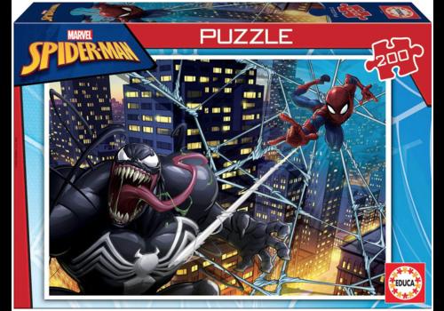 Spiderman - puzzel van 200 stukjes