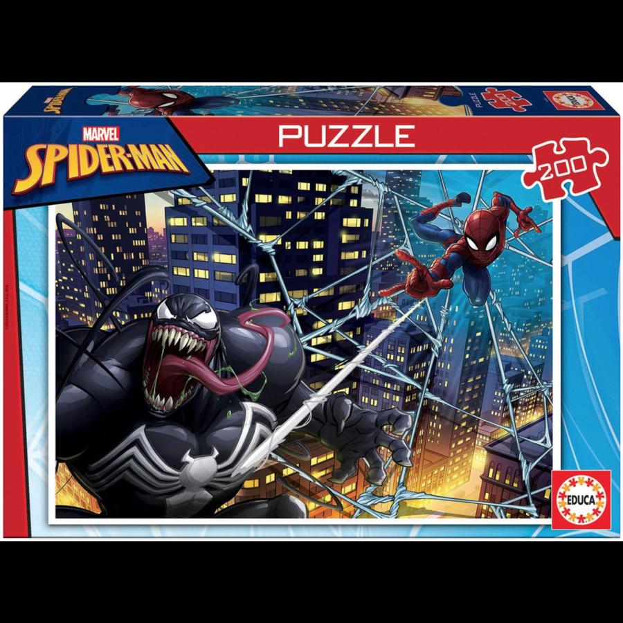 Spiderman - puzzel van 200 stukjes-1