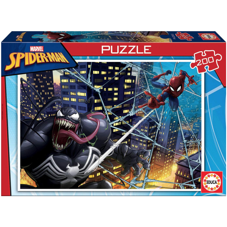 Spiderman - puzzle of 200 pieces-1