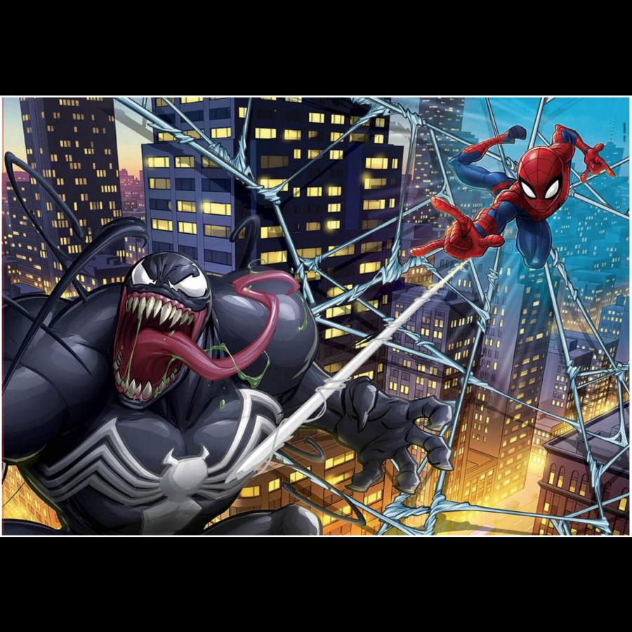 Spiderman - puzzel van 200 stukjes-2