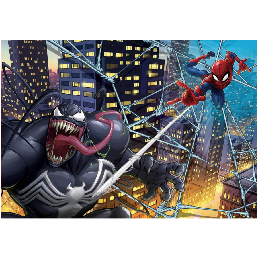 Spiderman - puzzle of 200 pieces-2