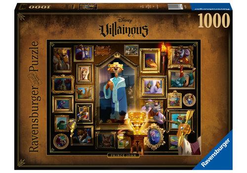 Ravensburger Villainous  King John - 1000 stukjes
