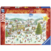 Ravensburger Playful Christmas Day  - 1000 pieces