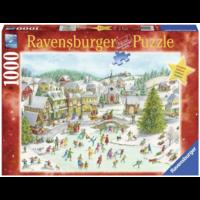 Playful Christmas Day  - 1000 stukjes