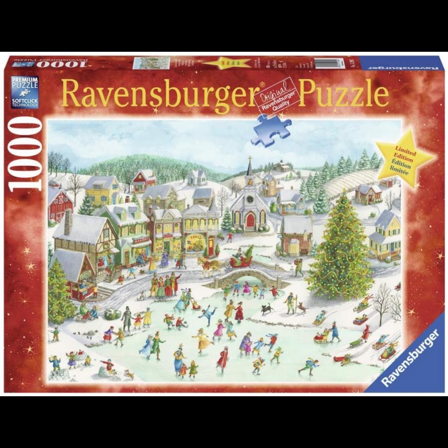 Playful Christmas Day  - 1000 stukjes-1