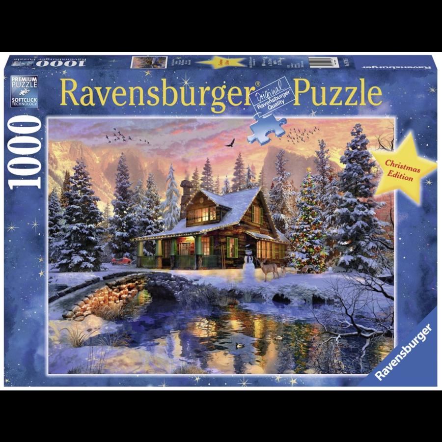 White Christmas - 1000 pieces-1