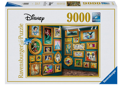 Disney Museum - 9000 pieces