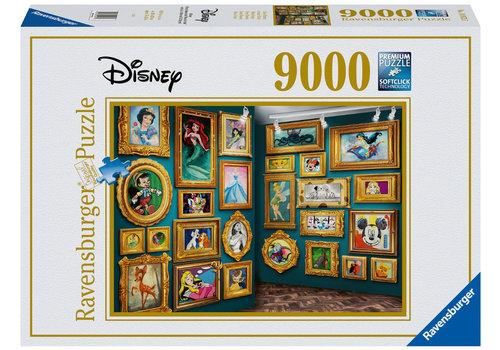 Musée Disney - 9000 pièces