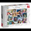Jumbo Disney collage de princesses - puzzle de 1000 pièces