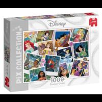 thumb-Disney collage de princesses - puzzle de 1000 pièces-1
