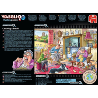 thumb-Wasgij Mystery 17 - Catching a Break! - 1000 pieces-2