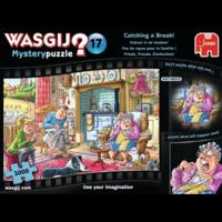 thumb-Wasgij Mystery 17 - Kabaal in de keuken! - 1000 stukjes-1