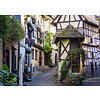 Ravensburger The French village of Eguisheim in Alsace - puzzle of 1000 pieces