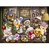 Ravensburger The Gelini Family - puzzle of 1500 pieces