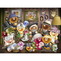 thumb-The Gelini Family - puzzle of 1500 pieces-1