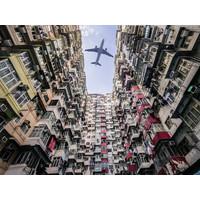 thumb-Hong Kong - puzzle of 1500 pieces-1