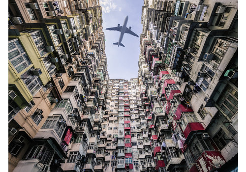 Hong Kong  - 1500 pieces