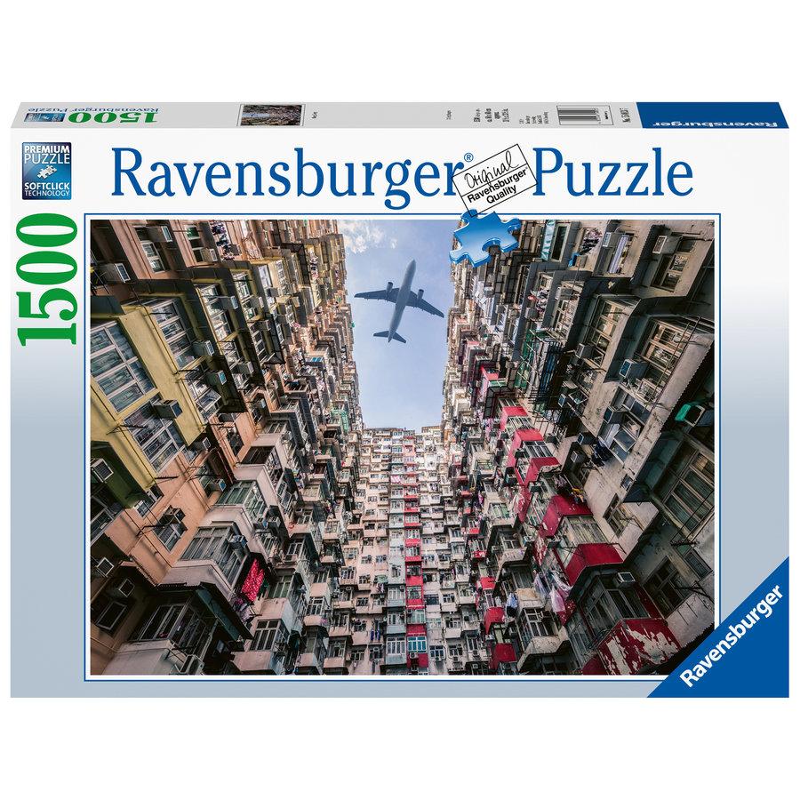 Hong Kong - puzzle of 1500 pieces-2