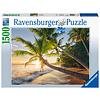 Ravensburger Beach secret - puzzle of 1500 pieces