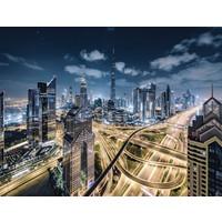 thumb-Uitzicht op Dubai   - puzzel van 2000 stukjes-1