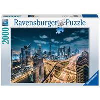 thumb-Uitzicht op Dubai   - puzzel van 2000 stukjes-2