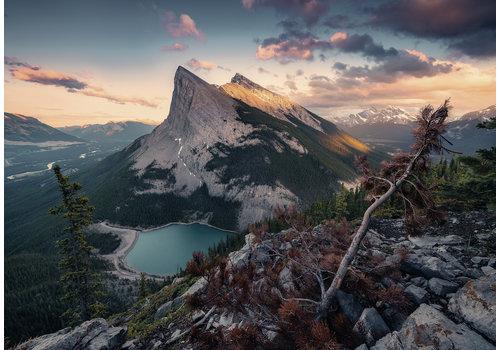 Rocky Mountains - 1000 pieces