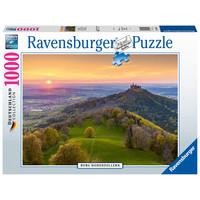 thumb-Burg Hohenzollern en Allemagne - puzzle de 1000 pièces-2