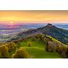 Ravensburger Burg Hohenzollern in Duitsland - puzzel van  1000 stukjes