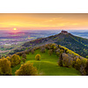 Ravensburger Burg Hohenzollern in Germany - puzzle of 1000 pieces