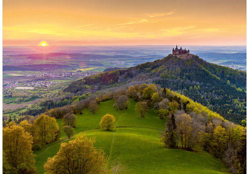 Burg Hohenzollern - 1000 stukjes