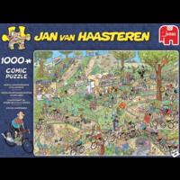 Veldrijden - JvH - 1000 stukjes