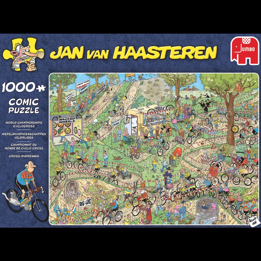 PRE-ORDER: Cyclo-crossing - JvH - 1000 pieces-2