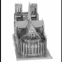 thumb-Notre Dame de Paris - Iconx puzzle 3D-3