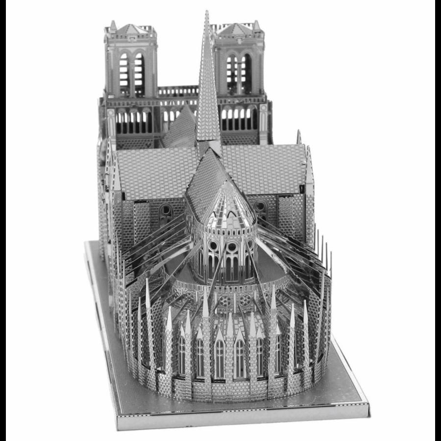 Notre Dame de Paris - Iconx puzzle 3D-3