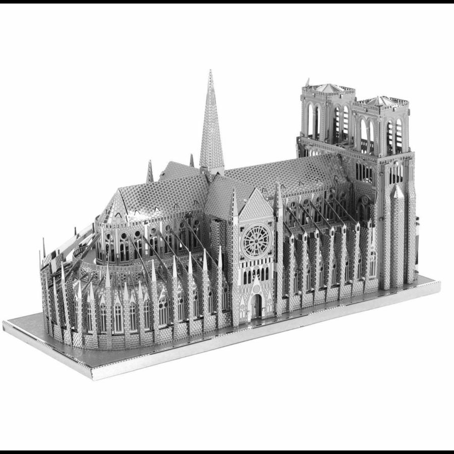 Notre Dame de Paris - Iconx puzzle 3D-5