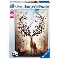 thumb-Cerf fantastique - puzzle de 1000 pièces-1