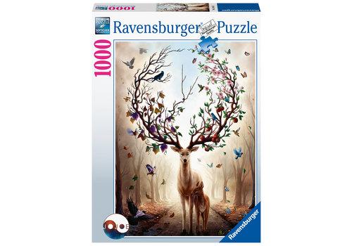 Ravensburger Cerf fantastique - 1000 pièces