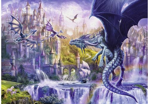 Le château des dragons - 1000 pièces