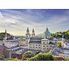 Ravensburger Salzburg - Oostenrijk - 500 XL pieces