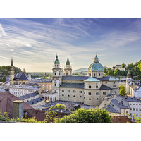 thumb-Salzburg - Oostenrijk - 500 XL stukjes-1